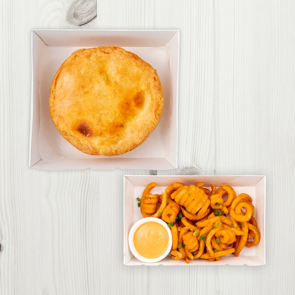 Country chicken pie Combo 1
