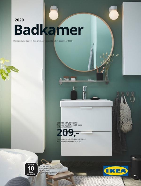 Goede Badkamer - IKEA TG-64