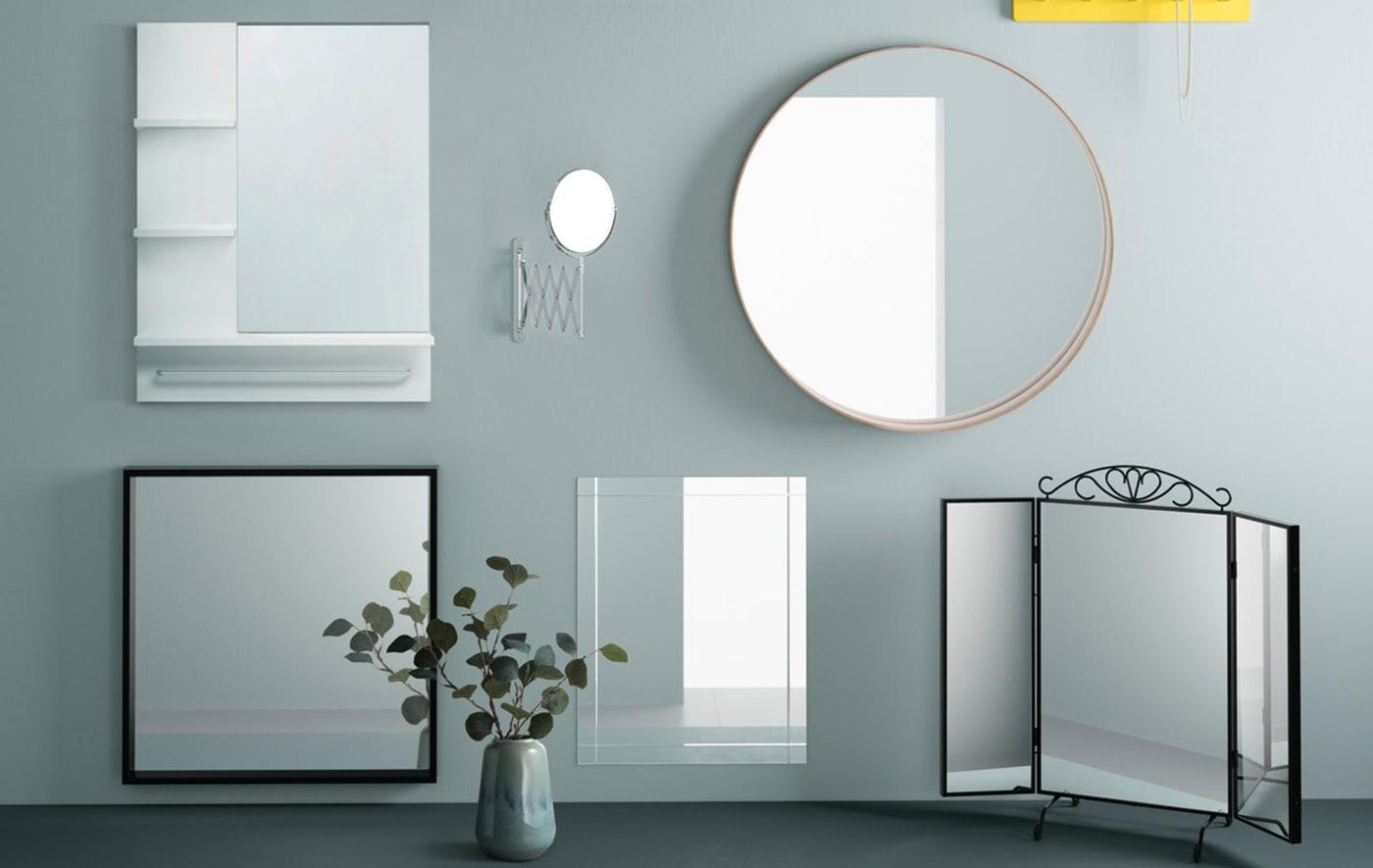 Crea un collage di specchi
