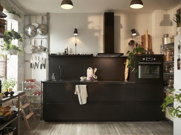 Una cucina dall 39 animo green ikea for Cucine a buon prezzo