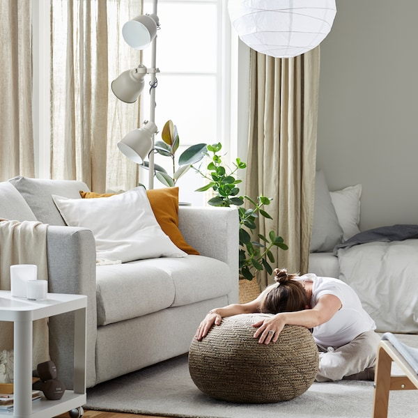 Create space for well-being at home.