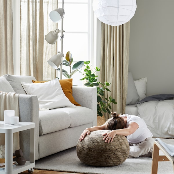 Create space for wellbeing at home.