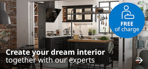 create your dream interior together with our experts
