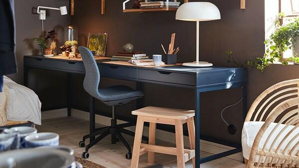 Créer un espace de travail à la maison