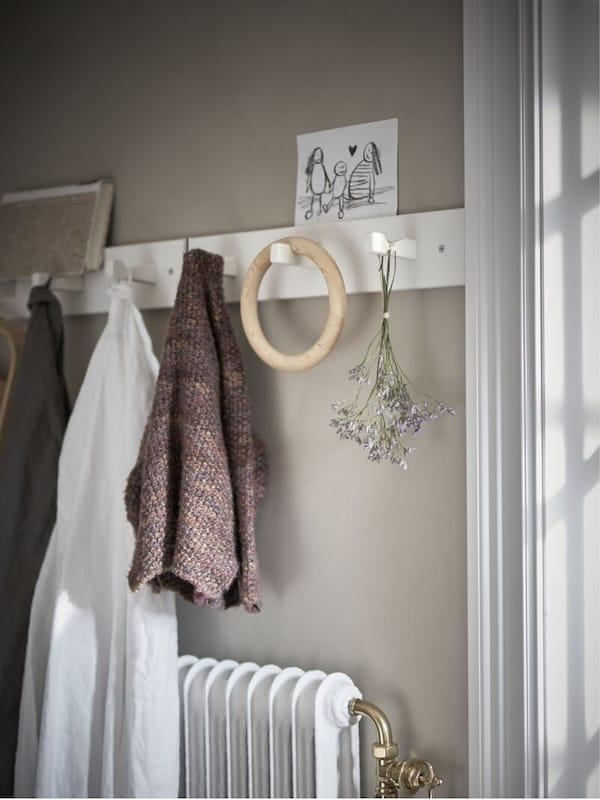 Crochets & rangements muraux