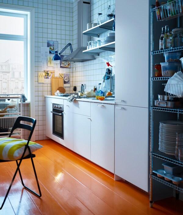 Cucina componibile HÄGGEBY bianco opaco - IKEA