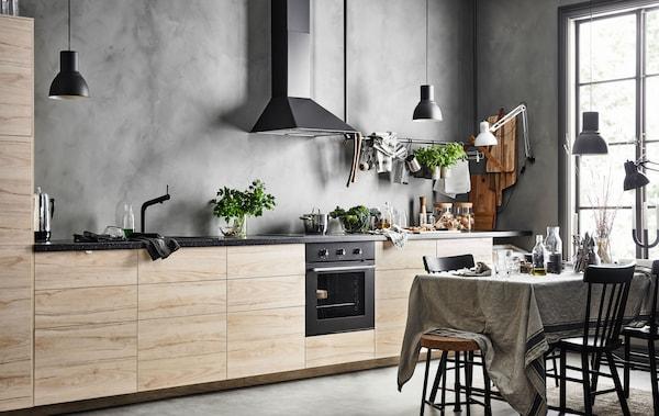 Progettare Cucina Ikea.Consigli Dello Stilista Per La Cucina La Progettazione Ikea