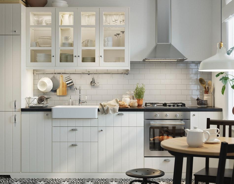 Cucina componibile HITTARP bianco - IKEA