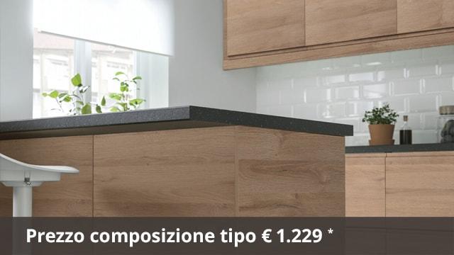 Cucina METOD voxtorp rovere - IKEA