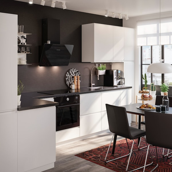 Cucina componibile VOXTORP bianco opaco - IKEA