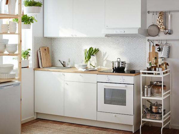 Mobili Cucina Ikea Misure.Progettazione Cucine Ikea