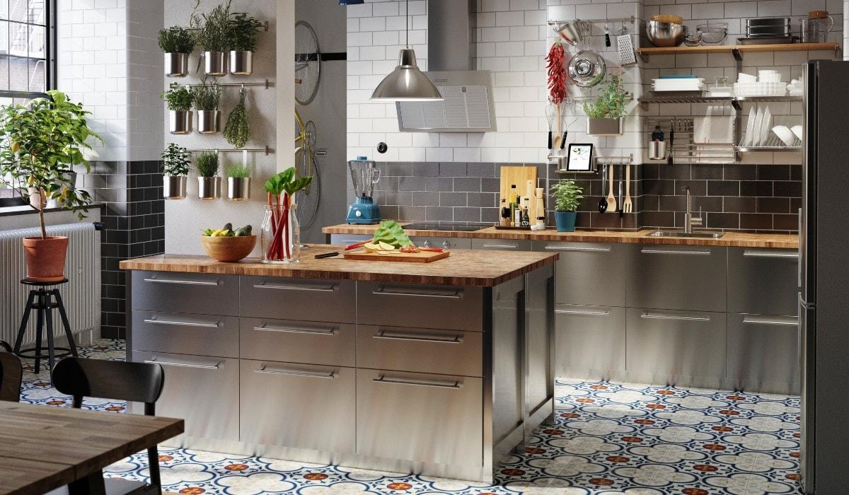 Come Progettare Cucina Ikea furnishing ideas & inspiration for your kitchen - ikea