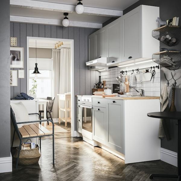 Mobilier De Cuisine Et Gros Electromenager Ikea