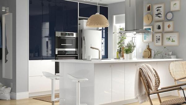cuisine-ouverte-ikea