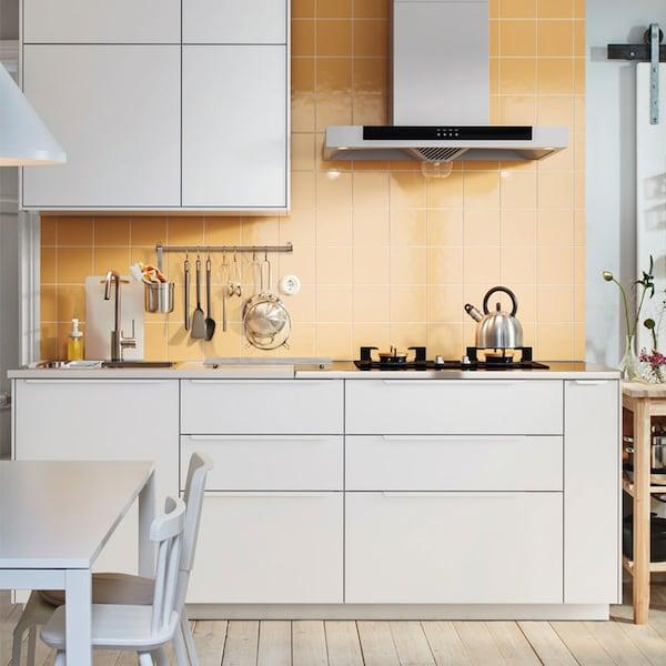 Cuisine Equipee Cuisines Pas Cher Sur Mesure Ikea