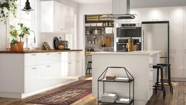 Cuisines IKEA | Découvrez la collection SEKTION - IKEA