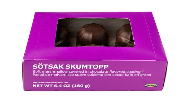 Cukrovinky SOTSAK v krabičce