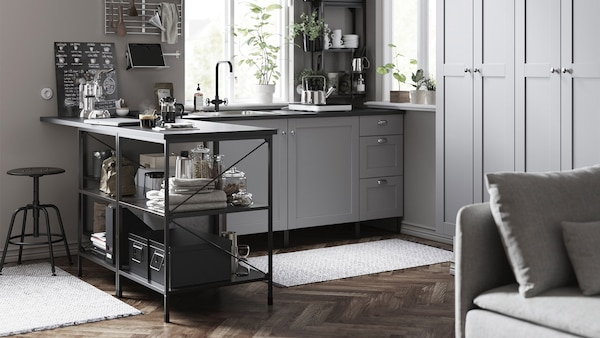 Customise your ENHET kitchen