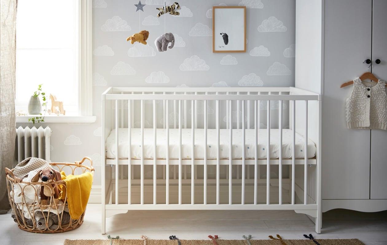 IKEA SOLGUL cot