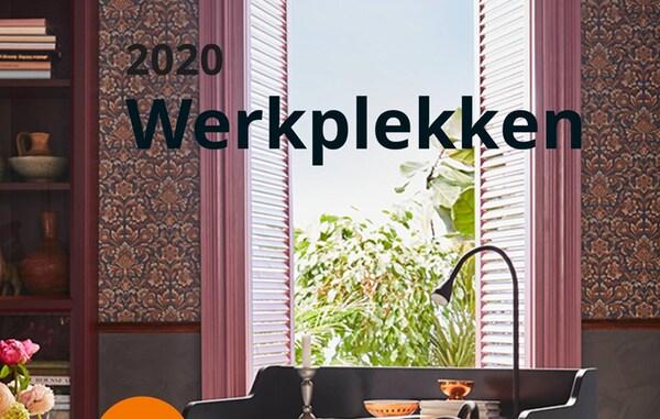 IKEA Brochure werkplekken
