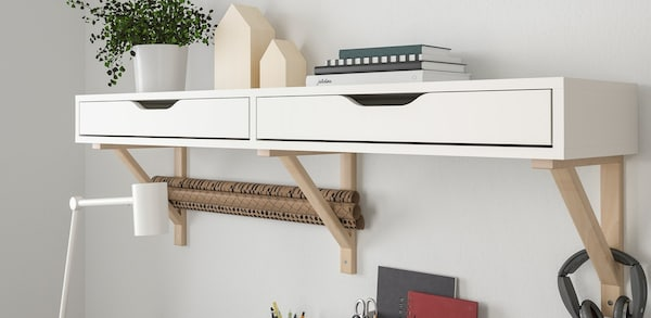 Linking to Wall shelves & hooks