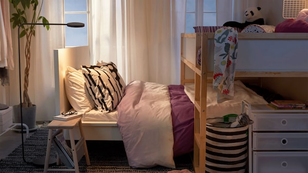 A good night's sleep with children in the family