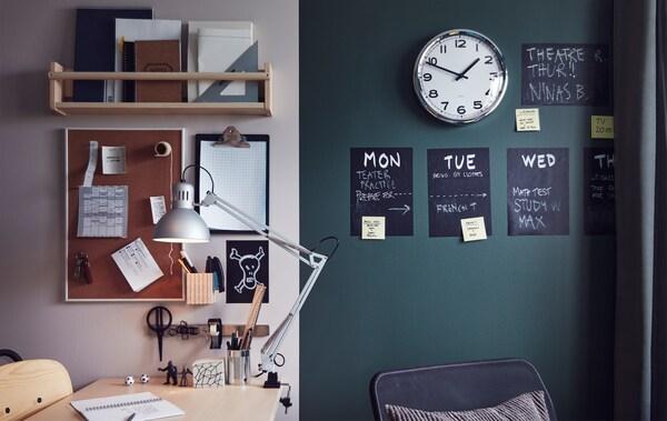 Inspiration chambre d\'ado - IKEA