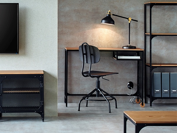 Seria FJÄLLBO do domowego biura