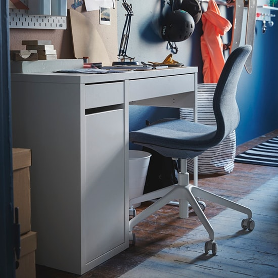 IKEA tables and desks