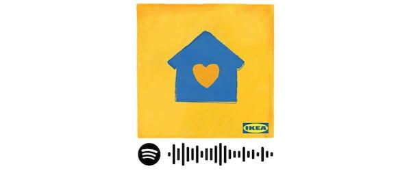 IKEA & Spotify
