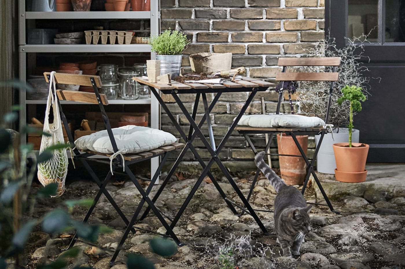 Outdoor furniture series - IKEA