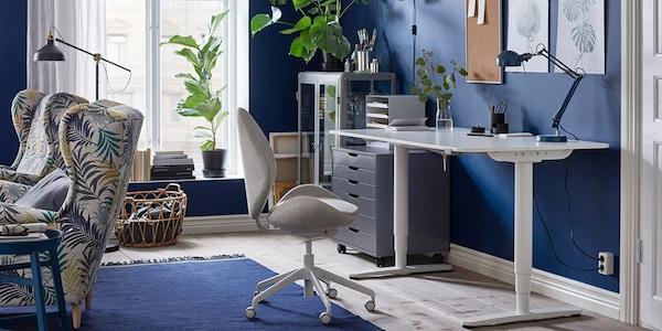 Büromöbel & Arbeitsplatz-Aufbewahrung günstig kaufen - IKEA