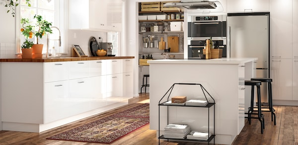 Link to explore IKEA Kitchen Event offers available February 19 to March 29, 2020