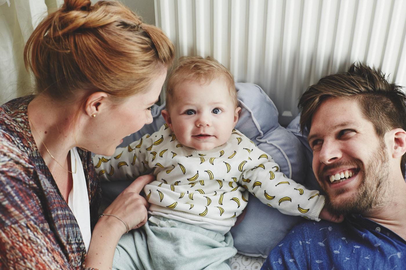Congedo di paternità & benefici