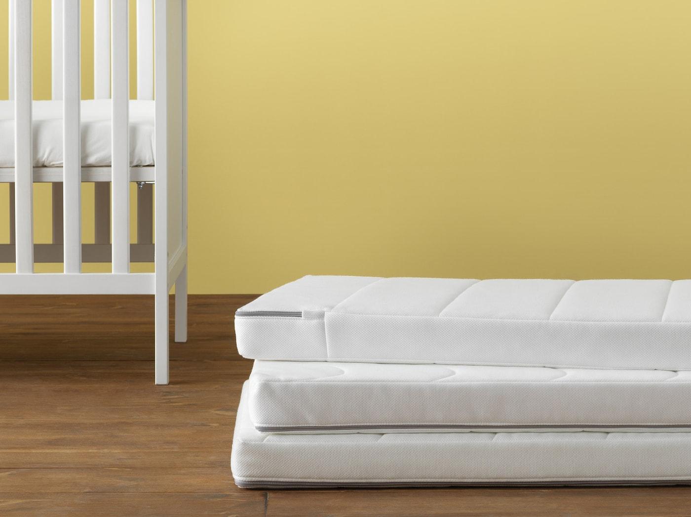 Comment choisir un lit et un matelas pour bébé ?