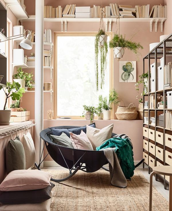 Decorare Il Soggiorno In Stile Zen Ikea Svizzera