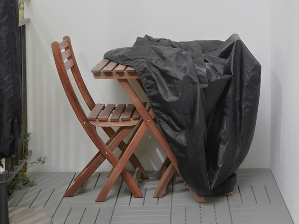Kültéri bútorok védelme.