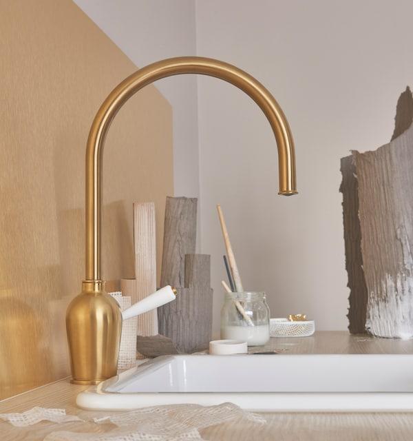 Una cucina dal fascino rétro - IKEA