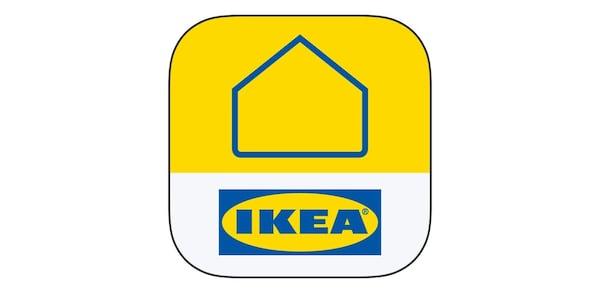 Das IKEA Home-smart-Symbol für die IKEA Home-smart-App