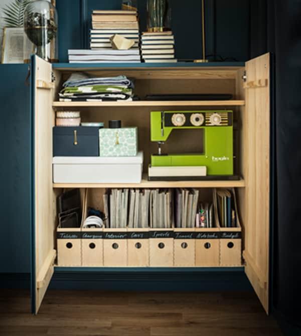 Arbeitsplatz Im Wohnzimmer Einrichten Ikea Gestalte Dir: Wohnzimmer Günstig Einrichten Mit Stil