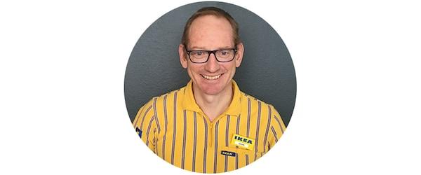 David Manser, Directeur du magasin IKEA Lyssach
