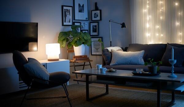 IKEA Ratgeber Indirekte Beleuchtung - IKEA Schweiz