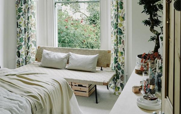 Den Frühling ins Schlafzimmer holen - IKEA