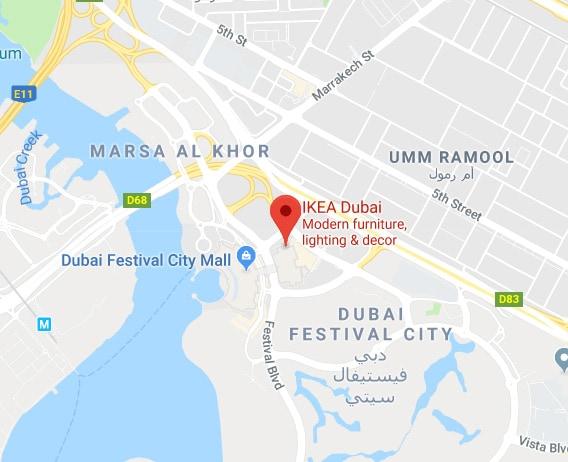 Ikea Dubai