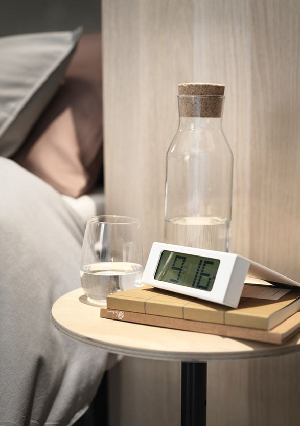 De IKEA 365+ op een nachtkastje
