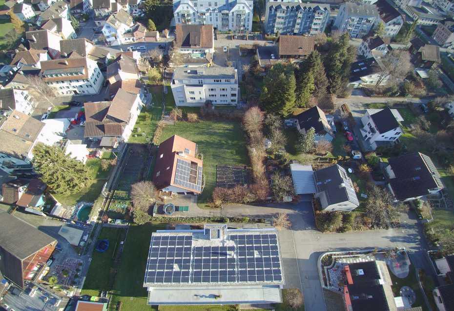 De l'électricité propre directement du voisin - École polytechnique fédérale de Zurich (EPFZ)