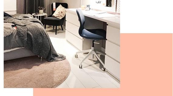 De ultieme tienerkamer - MALM ladekast - IKEA wooninspiratie