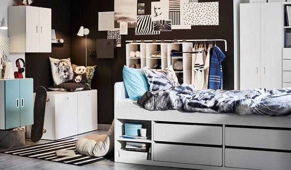 IKEA Ratgeber Jugendzimmer einrichten.