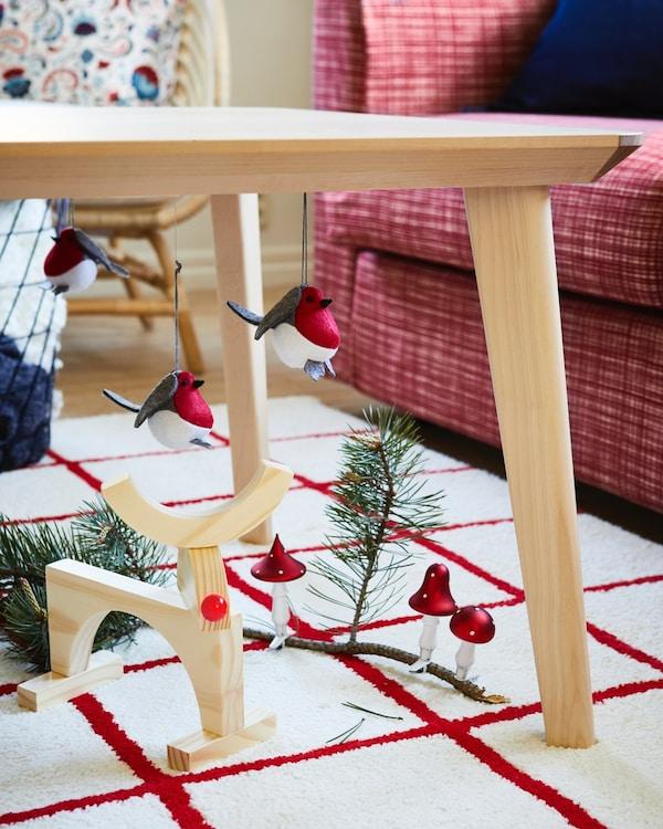 Decoración del árbol de Navidad original y creativa