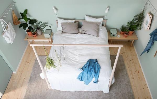decorating a bedroom ikea